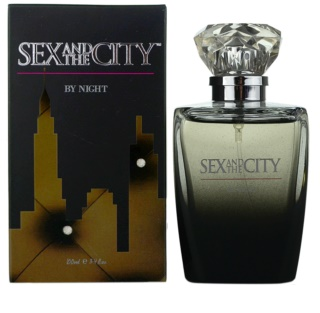 Sex and the City By Night woda perfumowana dla kobiet 100 ml