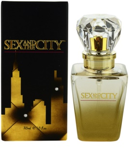 Sex and the City Sex and the City Eau de Parfum für Damen 30 ml