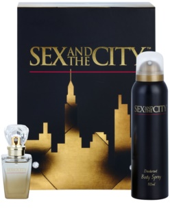 Sex and the City Sex and the City zestaw upominkowy I.