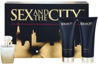 Sex and the City Sex and the City zestaw upominkowy II.