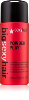 Sexy Hair Big Hair Powder with Volume Effect