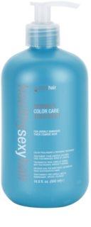 Sexy Hair Healthy preparat chroniący kolor do włosów zniszczonych
