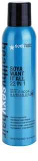 Sexy Hair Healthy Light Leave-In Conditioner with Soy, Cocoa and Argan Oil