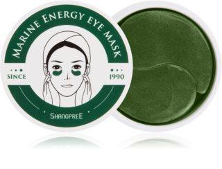 Shangpree Marine Energy μάσκα υδρογέλης  για γύρω από τα μάτια για αναγέννηση και ανανέωση επιδερμίδας