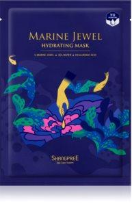 Shangpree Marine Jewel mască textilă hidratantă