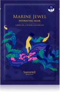 Shangpree Marine Jewel υφασμάτινη μάσκα ενυδάτωσης