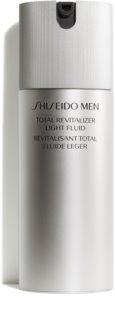 Shiseido Men Total Revitalizer Light Fluid fluide hydratant