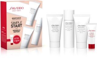 Shiseido Benefiance WrinkleResist24 kozmetika szett III. hölgyeknek