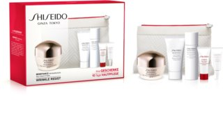 Shiseido Benefiance WrinkleResist24 Day Cream Cosmetic Set II. (with Anti-Aging Effect)