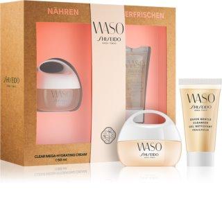 Shiseido Waso Clear Mega Kosmetik-Set  I.