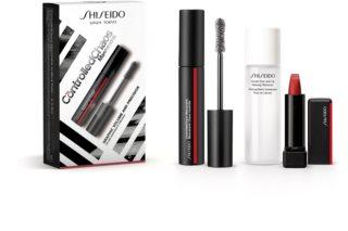 Shiseido Makeup Controlled Chaos MascaraInk Cosmetica Set  I. voor Vrouwen