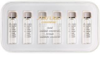 Shiseido Concentrate Facial Essential intenzivně hydratační koncentrát s omlazujícím účinkem