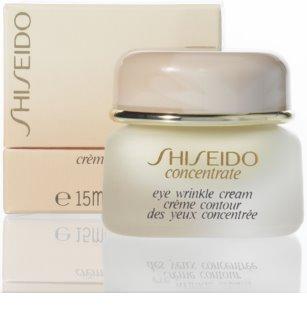 Shiseido Concentrate Reichhaltige, geschmeidig machenden Augenpflege