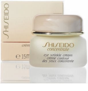 Shiseido Concentrate Eye Wrinkle Cream crema antirid pentru zona ochilor