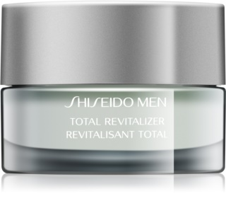 Shiseido Men Total Age-Defense creme renovador revitalizante antirrugas