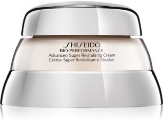 Shiseido Bio-Performance Revitalisierende und erneuernde Tagescreme gegen Hautalterung