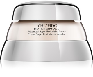 Shiseido Bio-Performance Advanced Super Revitalizing Cream Revitalizing en Vernieuwend Dagcrème tegen Huidveroudering