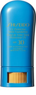 Shiseido Sun Care UV Protective Stick Foundation vodoodporen zaščitni make-up v paličici SPF 30