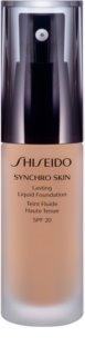 Shiseido Makeup Synchro Skin Lasting Liquid Foundation SPF20 langanhaltendes Make-up SPF 20
