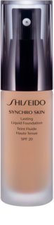 Shiseido Makeup Synchro Skin Lasting Liquid Foundation Long-Lasting Foundation SPF 20