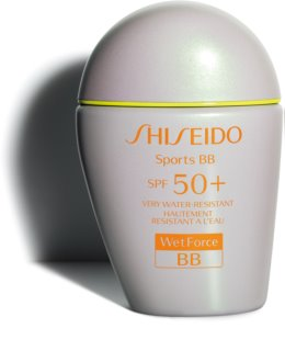 Shiseido Sun Care Sports BB WetForce BB krém SPF 50+