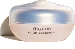 Shiseido Future Solution LX Total Radiance Loose Powder  posvetlitveni puder v prahu
