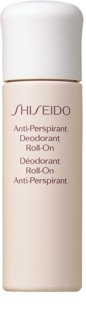 Shiseido Deodorants Anti-Perspirant Deodorant Roll-On Antitranspirant Deoroller