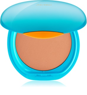 Shiseido Sun Foundation Wasserfestes Kompakt-Make Up SPF 30