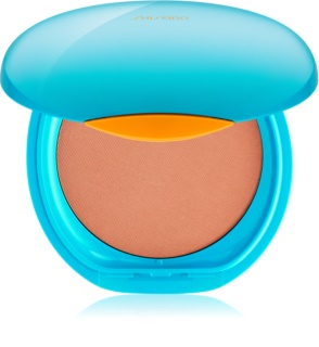 Shiseido Sun Foundation vodootporni kompaktni make-up SPF30