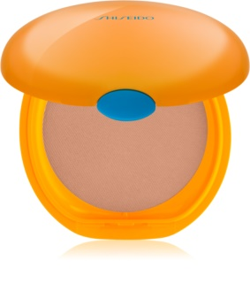 Shiseido Sun Care Tanning Compact Foundation Kompakt-Make-up SPF 6
