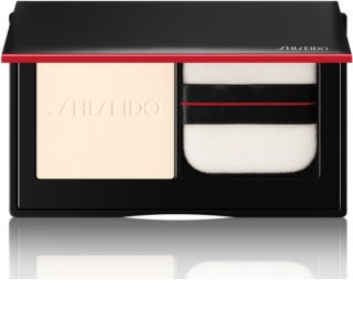 Shiseido Synchro Skin Invisible Silk Pressed Powder matující pudr