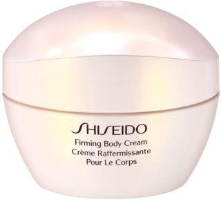 Shiseido Global Body Care Firming Body Cream stärkende Körpercrem mit feuchtigkeitsspendender Wirkung