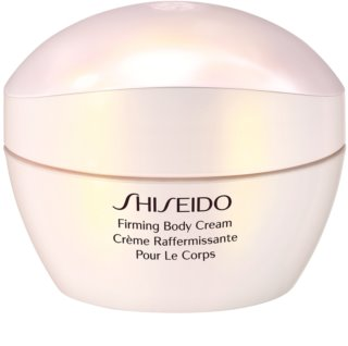 Shiseido Global Body Care Firming Body Cream crema  corporal reafirmante con efecto humectante