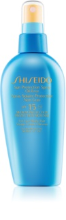 Shiseido Sun Care Sun Protection Spray Oil-Free spray solar SPF 15