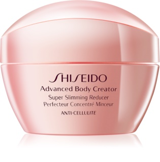 Shiseido Body Advanced Body Creator Afslank Bodycrème tegen Cellulite