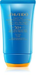 Shiseido Sun Protection crema solar facila SPF 50+