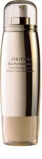 Shiseido Bio-Performance Super Refining Essence émulsion visage pour un look jeune
