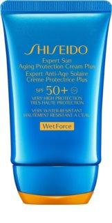 Shiseido Sun Care Protection αντηλιακή κρέμα προσώπου SPF 50+
