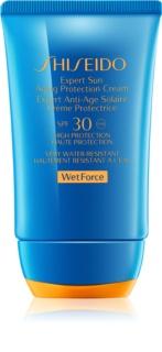 Shiseido Sun Protection krema za sončenje za obraz SPF30