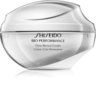 Shiseido Bio-Performance multi-aktívny protivráskový krém pre rozjasnenie a vyhladenie pleti