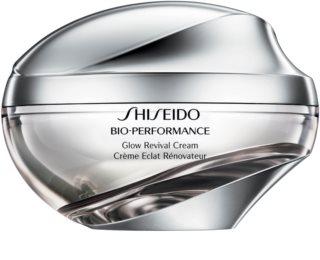 Shiseido Bio-Performance Glow Revival Cream multi-aktívny protivráskový krém pre rozjasnenie a vyhladenie pleti