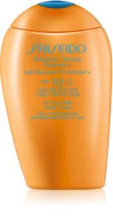 Shiseido Sun Protection mleczko do opalania SPF 10