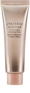 Shiseido Benefiance WrinkleResist24 Extra Creamy Cleansing Foam Cremiger Anti-Aging Reinigungsschaum