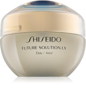 Shiseido Future Solution LX Total Protective Cream dnevna zaščitna krema SPF 20