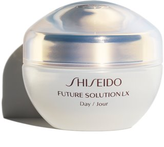 Shiseido Future Solution LX Total Protective Cream nappali védőkrém SPF 20