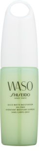 Shiseido Waso Quick Matte Moisturizer gel hidratante matificante não contém óleo