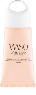 Shiseido Waso Color-Smart Day Moisturizer hydratační denní krém pro sjednocení tónu pleti SPF30