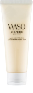 Shiseido Waso Soft + Cushy Polisher пілінг для шкіри