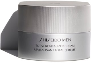 Shiseido Men Total Revitalizer Cream revitalizirajuća krema za obnovu protiv bora