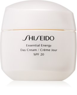 Shiseido Essential Energy krem na dzień SPF 20